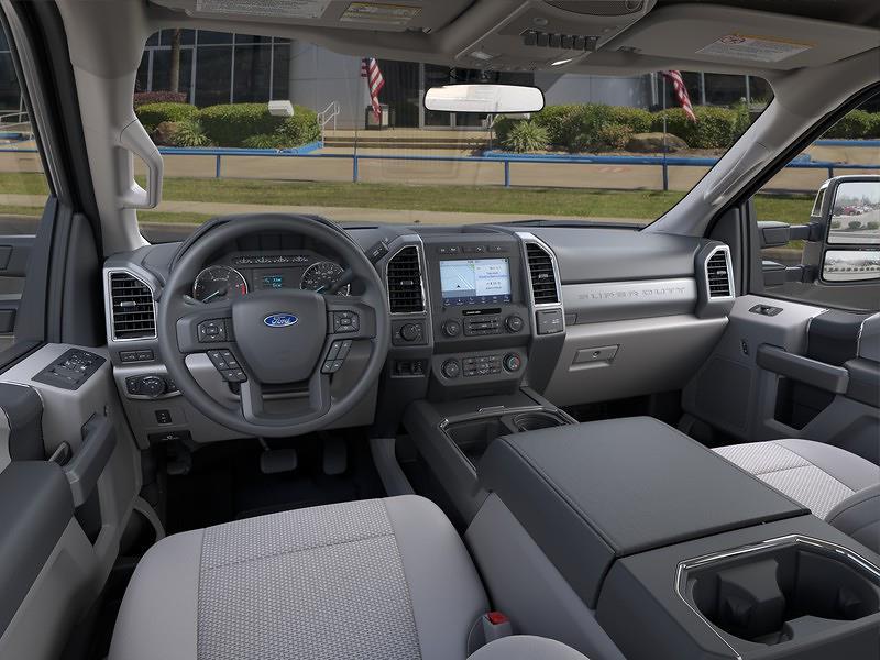2021 Ford F-250 Crew Cab 4x4, Pickup #MEE06439 - photo 9