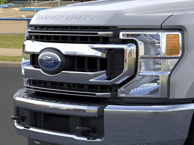 2021 Ford F-250 Crew Cab 4x4, Pickup #MED88450 - photo 17