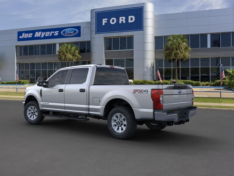 2021 Ford F-250 Crew Cab 4x4, Pickup #MED88450 - photo 2