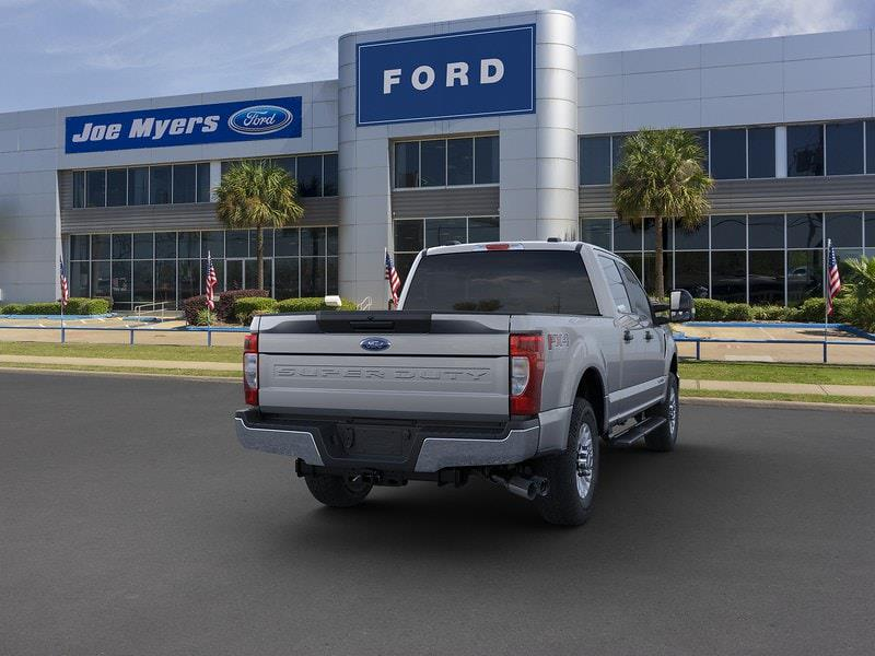 2021 Ford F-250 Crew Cab 4x4, Pickup #MED88450 - photo 8