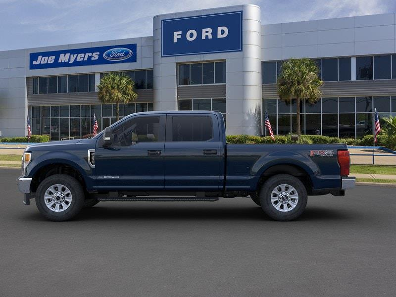 2021 Ford F-250 Crew Cab 4x4, Pickup #MED88451 - photo 4