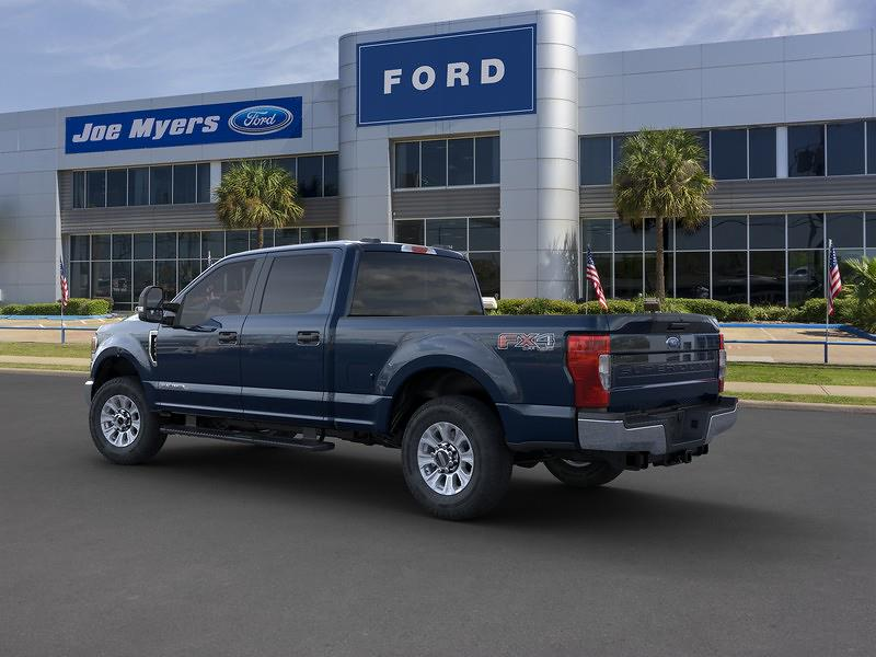 2021 Ford F-250 Crew Cab 4x4, Pickup #MED88451 - photo 2
