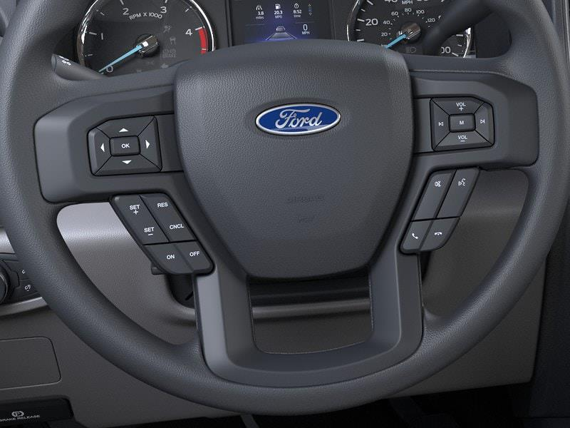 2021 Ford F-250 Crew Cab 4x4, Pickup #MEE06446 - photo 12