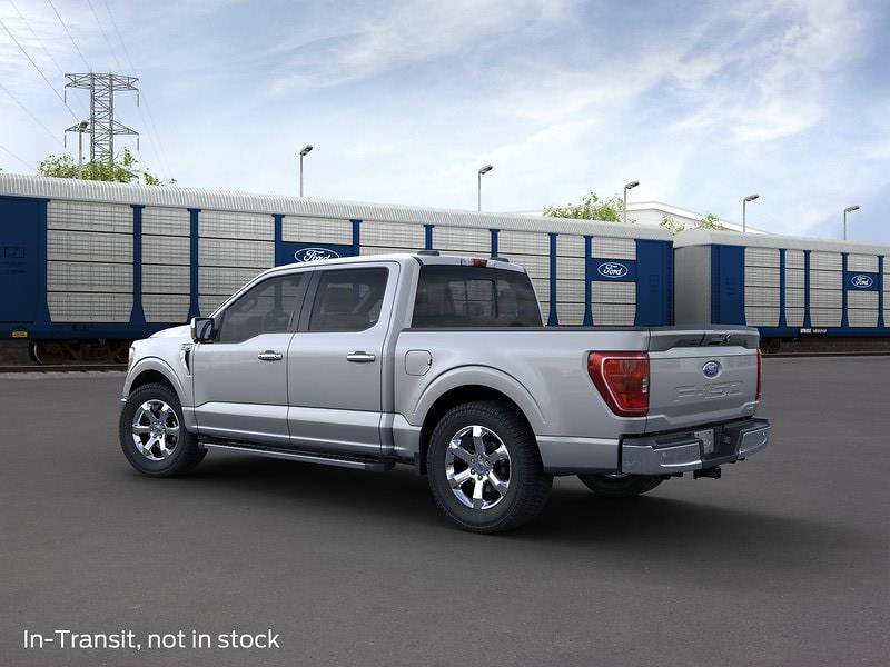 2021 Ford F-150 SuperCrew Cab 4x2, Pickup #MFB86267 - photo 2