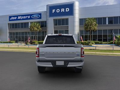 2021 Ford F-150 SuperCrew Cab 4x4, Pickup #MFB16300 - photo 5