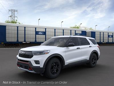 2021 Explorer 4x4,  SUV #MGC09407 - photo 1