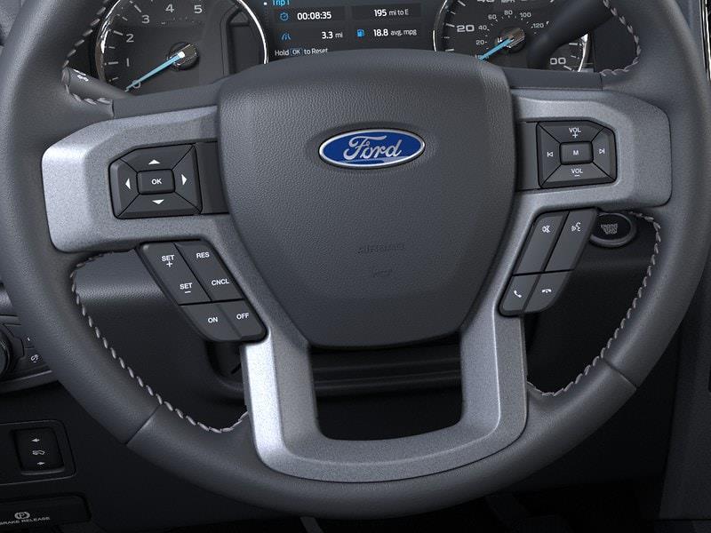 2021 Ford F-350 Crew Cab 4x4, Pickup #MEE06457 - photo 12