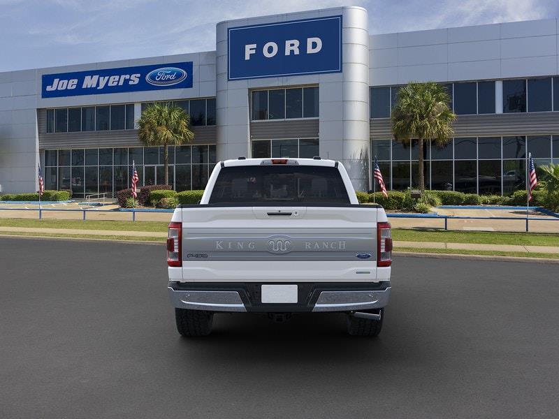 2021 Ford F-150 SuperCrew Cab 4x4, Pickup #MFB53280 - photo 5