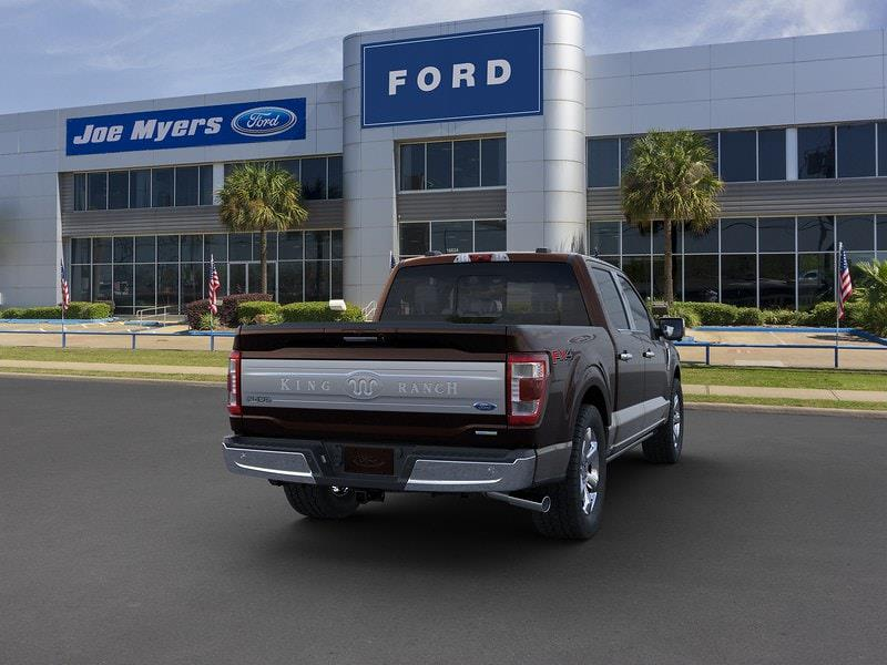 2021 Ford F-150 SuperCrew Cab 4x4, Pickup #C605W1E - photo 8