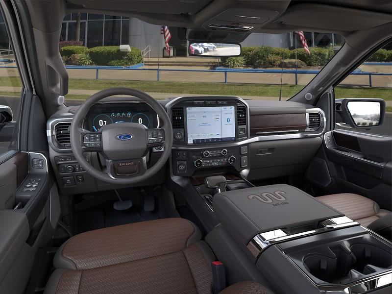 2021 Ford F-150 SuperCrew Cab 4x4, Pickup #MFC03784 - photo 9