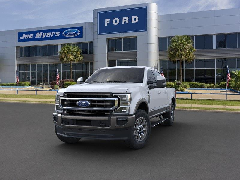 2021 Ford F-250 Crew Cab 4x4, Pickup #MED88456 - photo 3