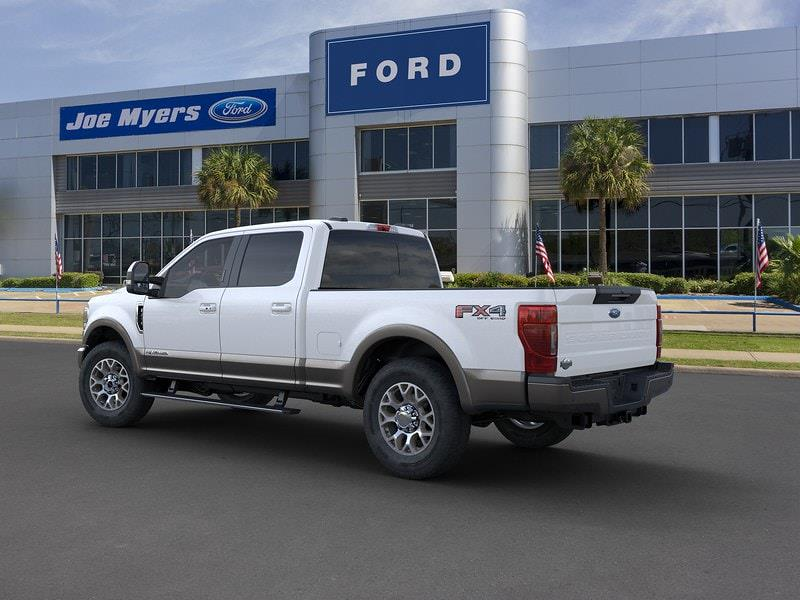 2021 Ford F-250 Crew Cab 4x4, Pickup #MED88456 - photo 2