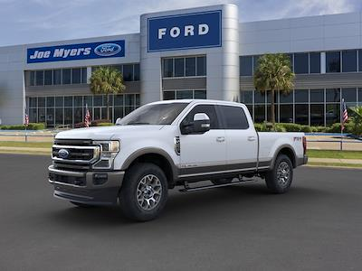 2021 Ford F-250 Crew Cab 4x4, Pickup #MED88456 - photo 1