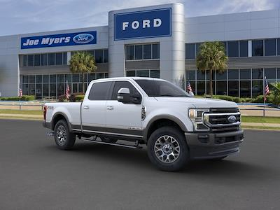 2021 Ford F-250 Crew Cab 4x4, Pickup #MED88456 - photo 7