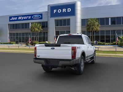 2021 Ford F-250 Crew Cab 4x4, Pickup #MED88456 - photo 8