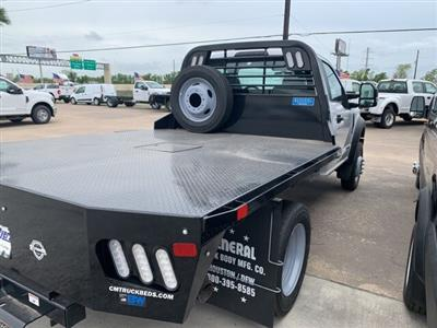 2019 Ford F-450 Regular Cab DRW 4x2, CM Truck Beds RD Model Platform Body #KDA27354 - photo 6