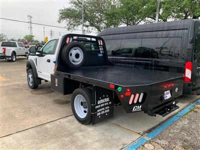 2019 Ford F-450 Regular Cab DRW 4x2, CM Truck Beds RD Model Platform Body #KDA27354 - photo 10