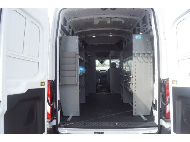2019 Transit 250 High Roof 4x2, Adrian Steel Upfitted Cargo Van #KKA67142 - photo 1