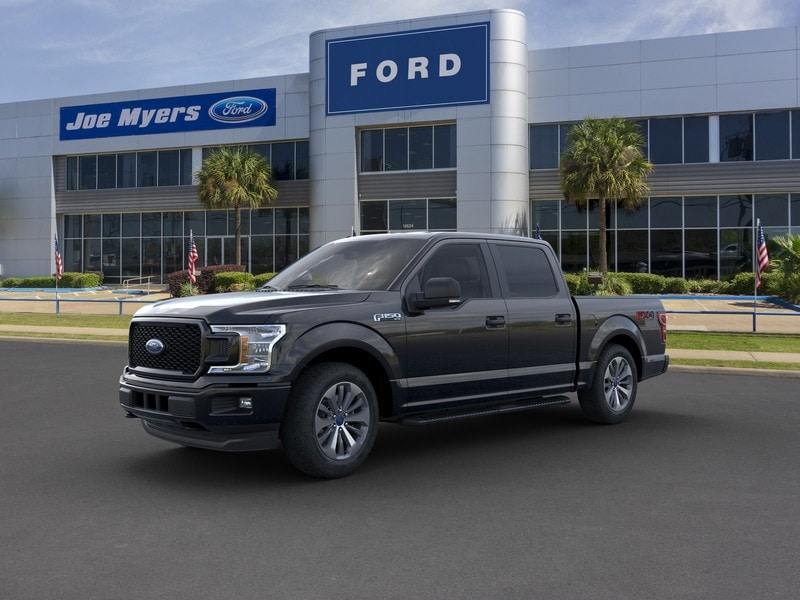 2019 F-150 SuperCrew Cab 4x4, Pickup #KKE32274 - photo 1