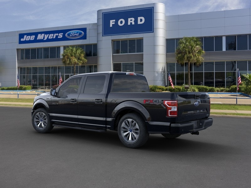 2019 F-150 SuperCrew Cab 4x4, Pickup #KKE32274 - photo 2