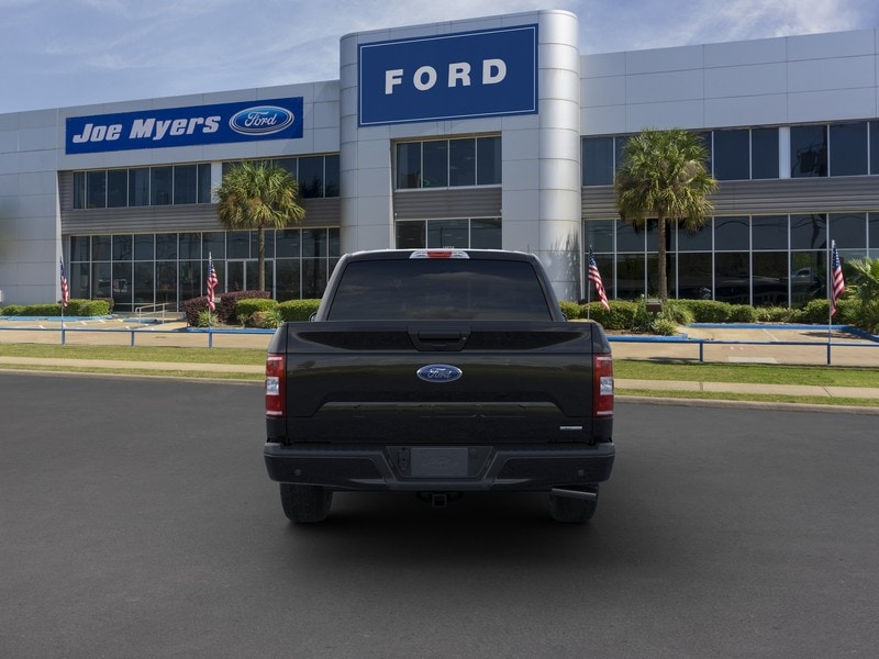 2019 F-150 SuperCrew Cab 4x4, Pickup #KKE32274 - photo 5