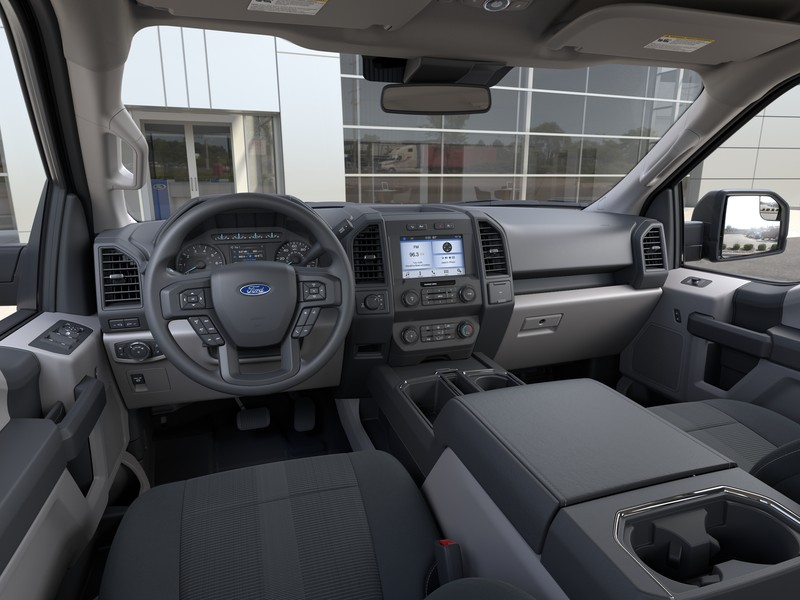 2019 F-150 SuperCrew Cab 4x4, Pickup #KKE32274 - photo 9