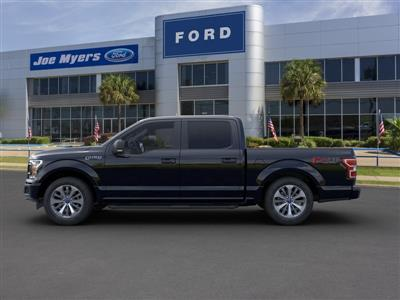 2019 F-150 SuperCrew Cab 4x4, Pickup #KKE32274 - photo 4