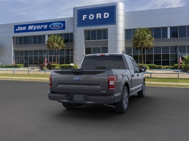 2019 F-150 SuperCrew Cab 4x2, Pickup #KKE75681 - photo 8