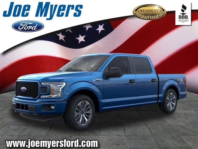 2019 F-150 SuperCrew Cab 4x2, Pickup #KKE90478 - photo 1