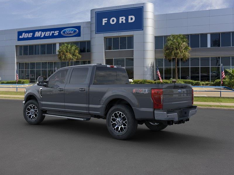 2021 Ford F-250 Crew Cab 4x4, Pickup #MED88459 - photo 2