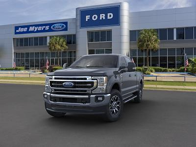 2021 Ford F-250 Crew Cab 4x4, Pickup #MED88459 - photo 3