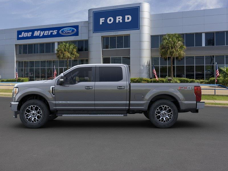 2021 Ford F-250 Crew Cab 4x4, Pickup #MED88460 - photo 4