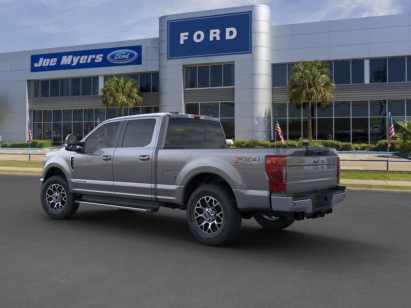 2021 Ford F-250 Crew Cab 4x4, Pickup #MED88460 - photo 2