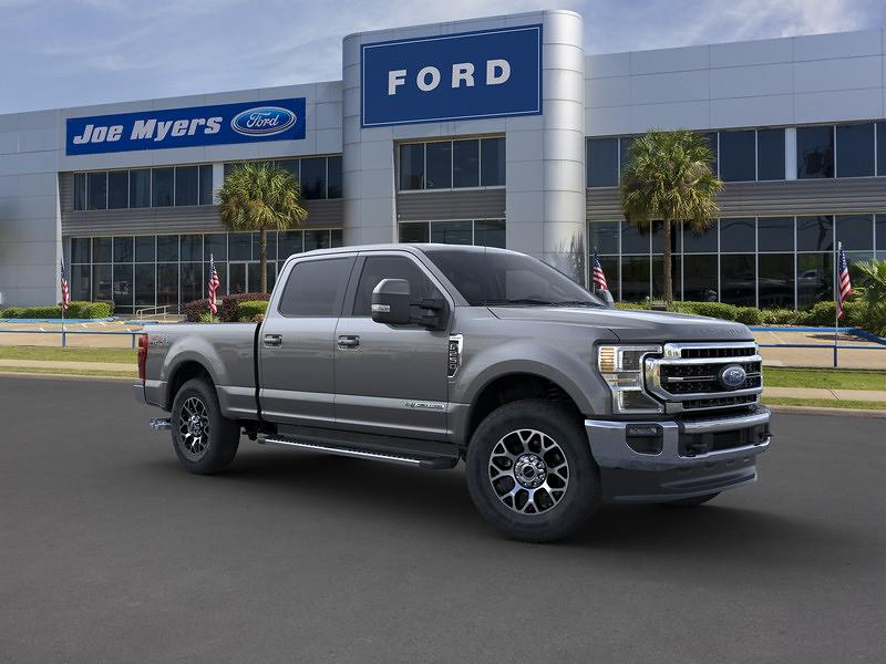 2021 Ford F-250 Crew Cab 4x4, Pickup #MED88460 - photo 7