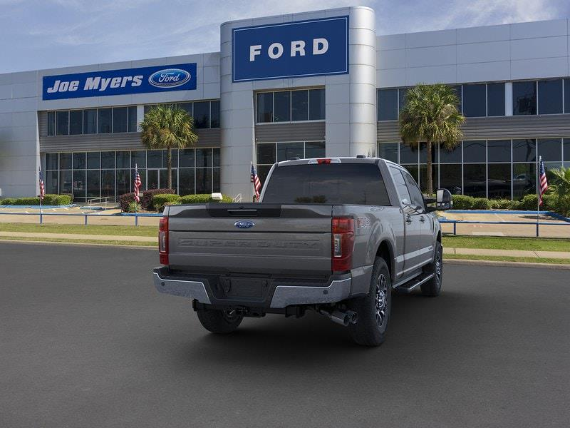 2021 Ford F-250 Crew Cab 4x4, Pickup #MED88460 - photo 8