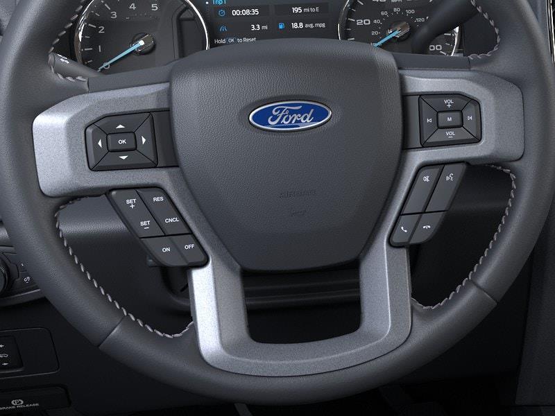 2021 Ford F-250 Crew Cab 4x4, Pickup #MEE06453 - photo 12