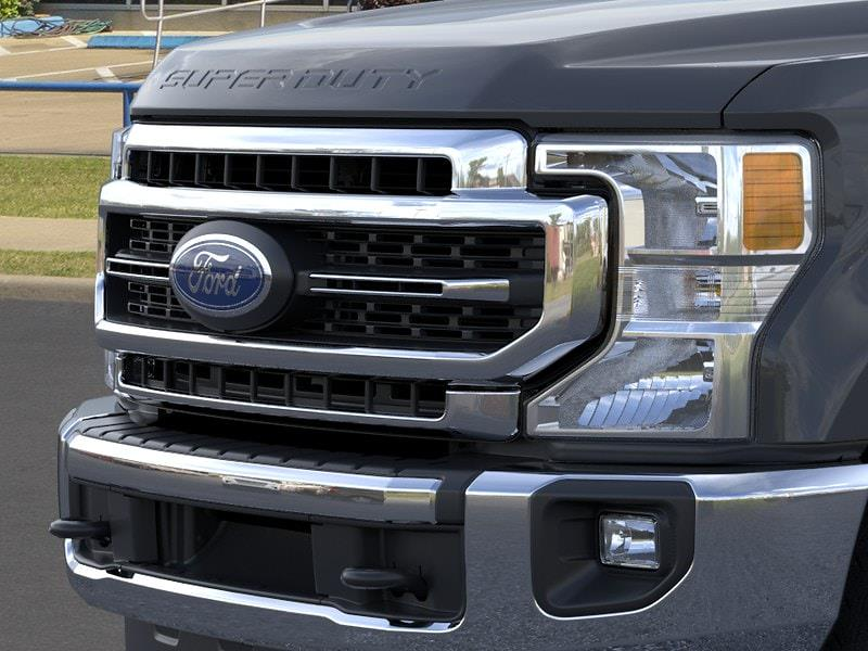 2021 Ford F-250 Crew Cab 4x4, Pickup #MED88463 - photo 17