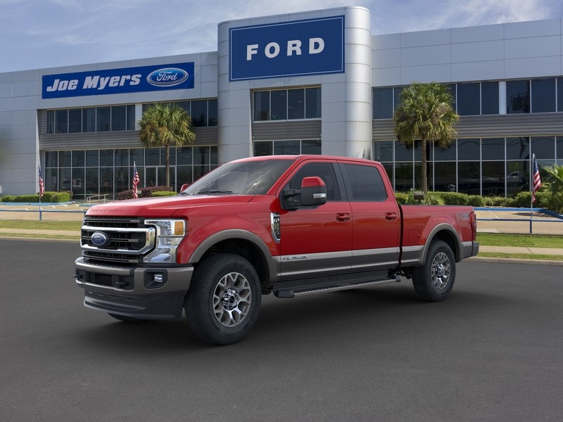 2020 F-250 Crew Cab 4x4, Pickup #LEC69060 - photo 3