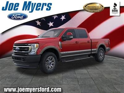 2020 F-250 Crew Cab 4x4, Pickup #LEC69060 - photo 1