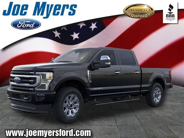 2020 F-250 Crew Cab 4x4, Pickup #LEC91358 - photo 1