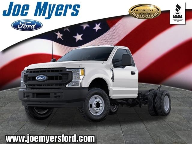 2020 F-350 Regular Cab DRW 4x2, Platform Body #LED12883 - photo 1