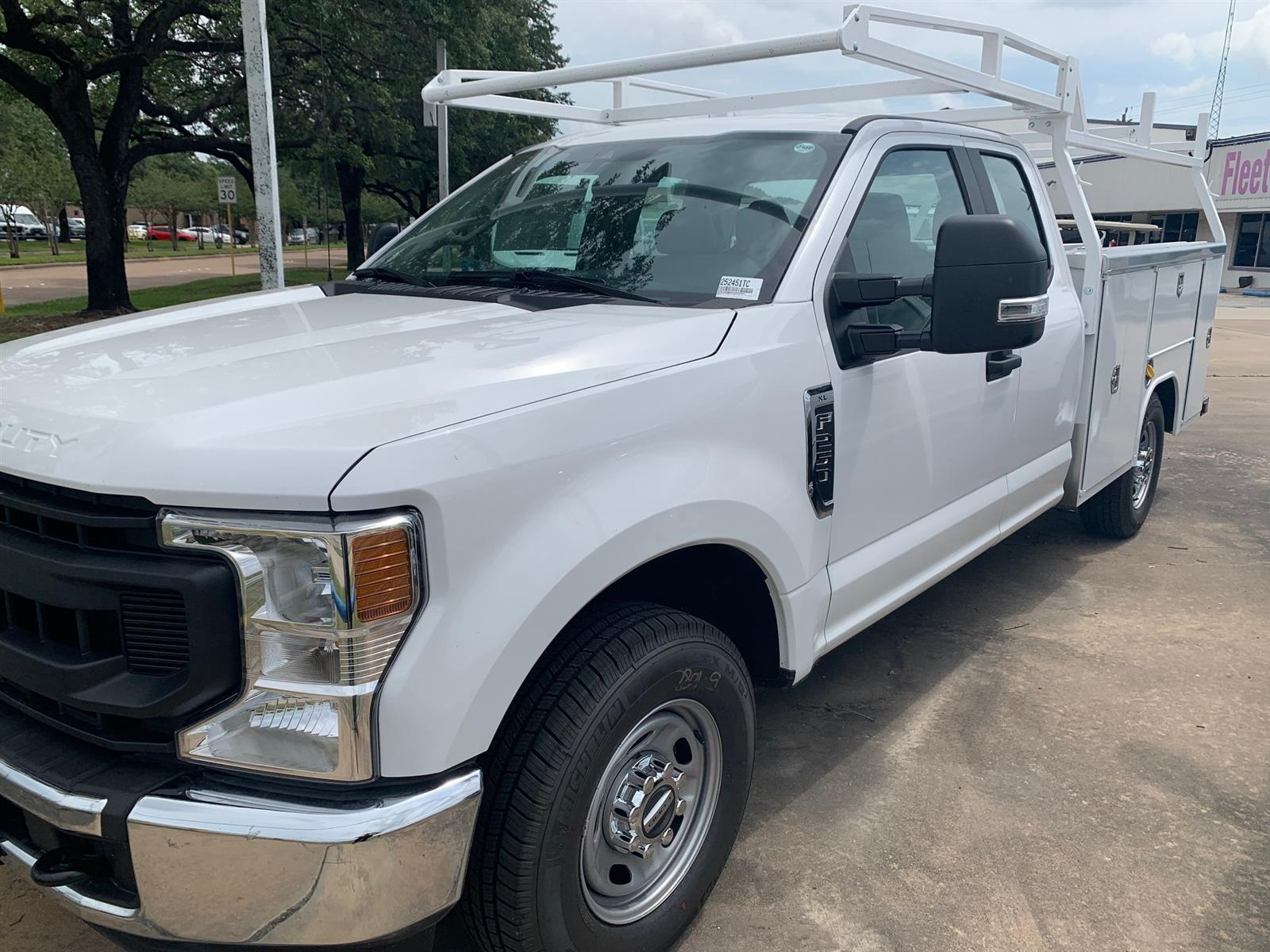 2020 Ford F-250 Super Cab 4x2, Service Body #LED22451 - photo 1