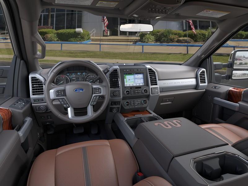 2020 Ford F-350 Crew Cab 4x4, Pickup #LED83799 - photo 9