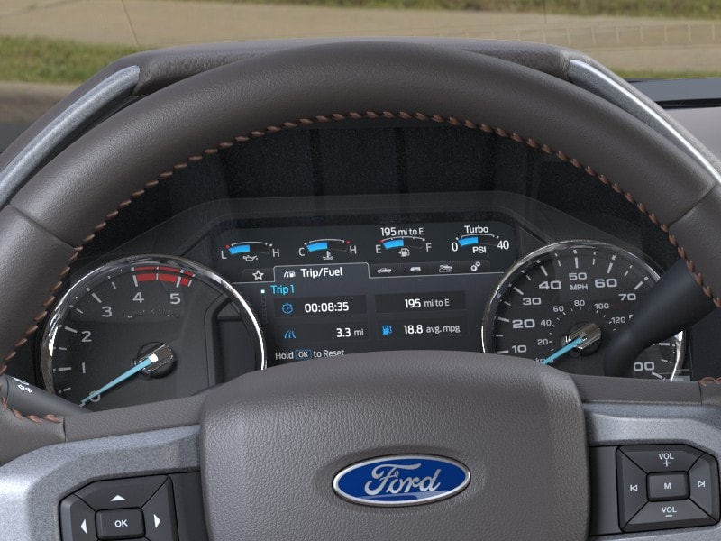 2020 Ford F-350 Crew Cab 4x4, Pickup #LED83799 - photo 13