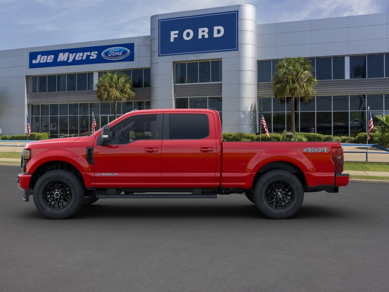 2020 Ford F-250 Crew Cab 4x4, Pickup #LEE34387 - photo 4