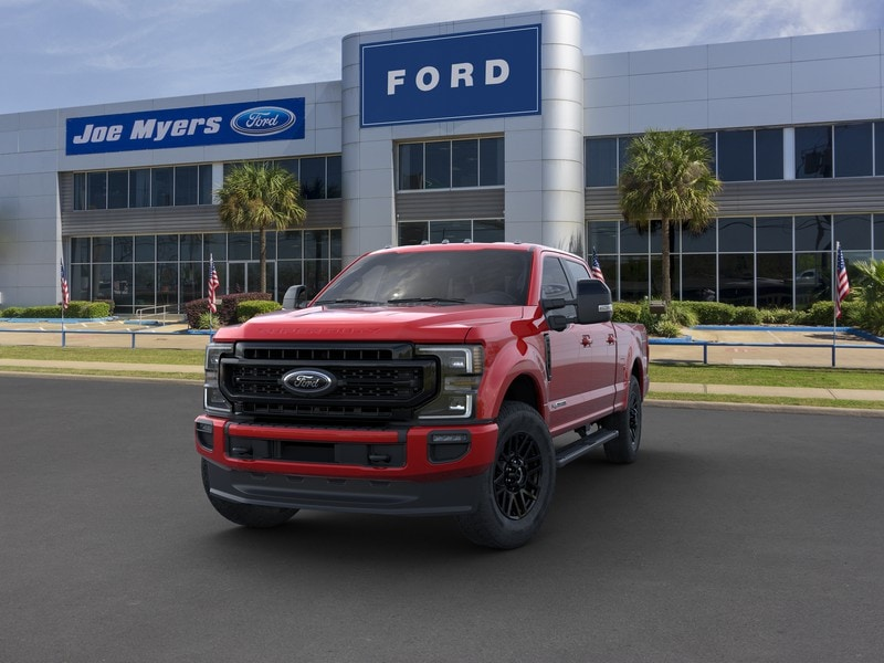 2020 Ford F-250 Crew Cab 4x4, Pickup #LEE34391 - photo 3