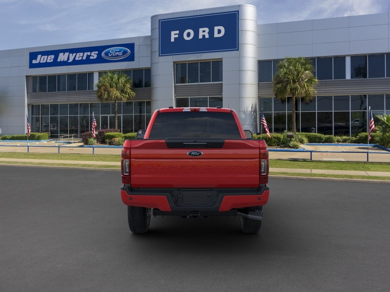 2020 Ford F-250 Crew Cab 4x4, Pickup #LEE34391 - photo 5