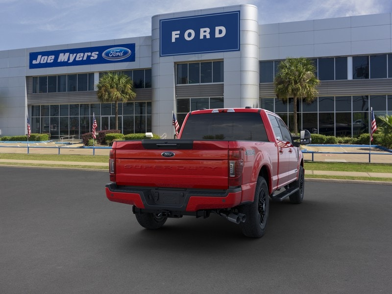 2020 Ford F-250 Crew Cab 4x4, Pickup #LEE34391 - photo 8