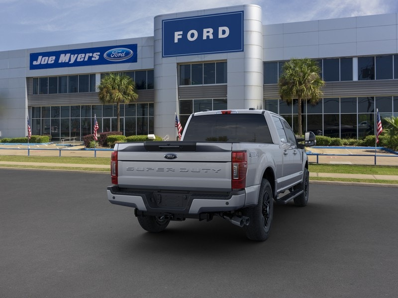 2020 Ford F-250 Crew Cab 4x4, Pickup #LEE34396 - photo 8