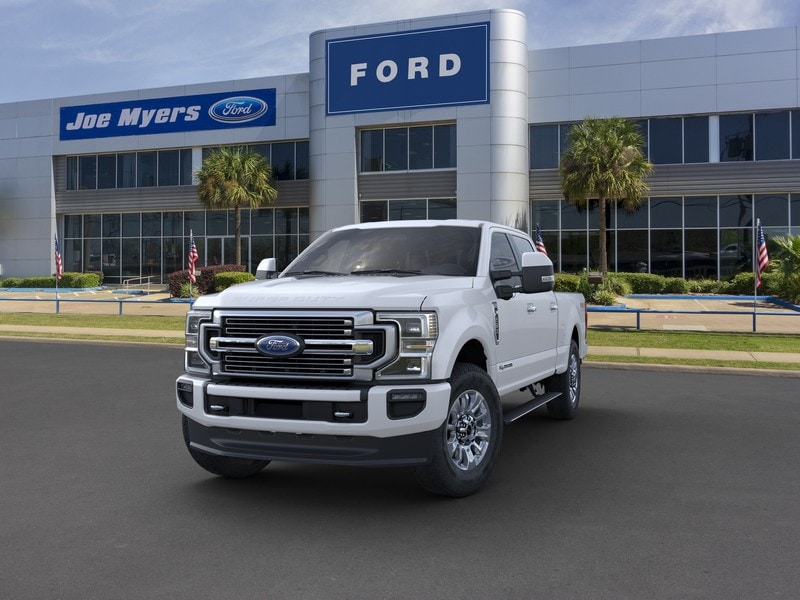 2020 Ford F-250 Crew Cab 4x4, Pickup #LEE43389 - photo 3